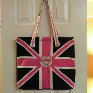 PINKS World Tour '86 Tote Bag